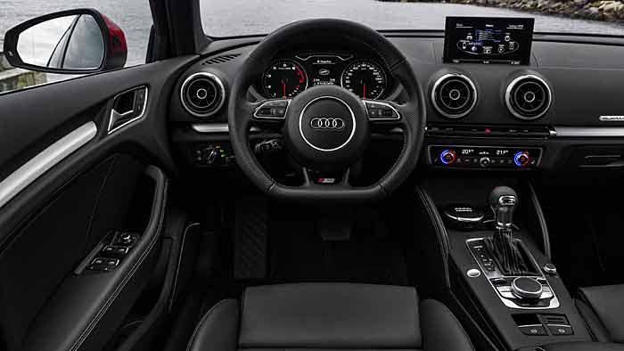 Der Audi A3 1.8 TFSI ist für den Alltag zu sportlich ausgefallen.