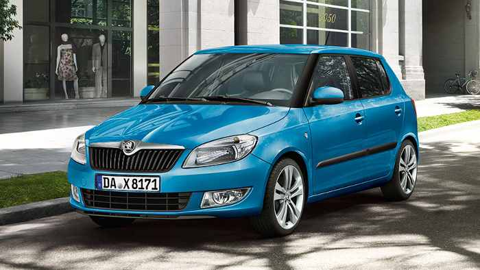 Skoda Fabia Cool Young Sprit.