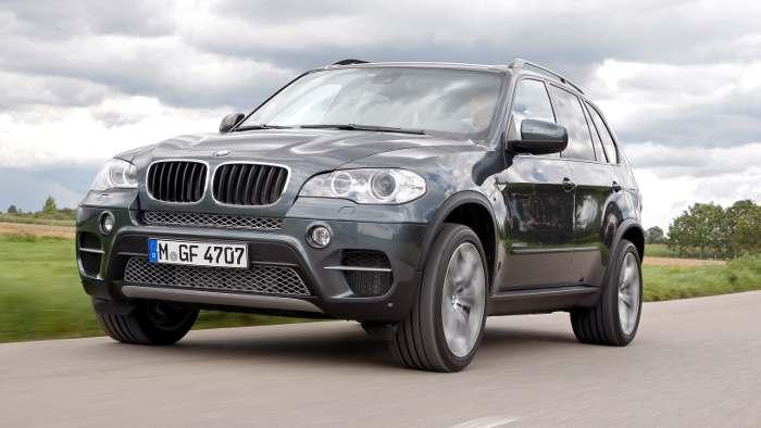 Der BMW X5