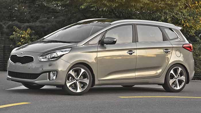 Die dritte Generation des Kia Carens kostet mindestens 19.990 Euro.