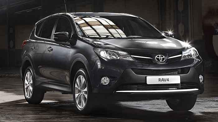 Toyota hat die Preise für den neuen RAV4 bekannt gegeben.