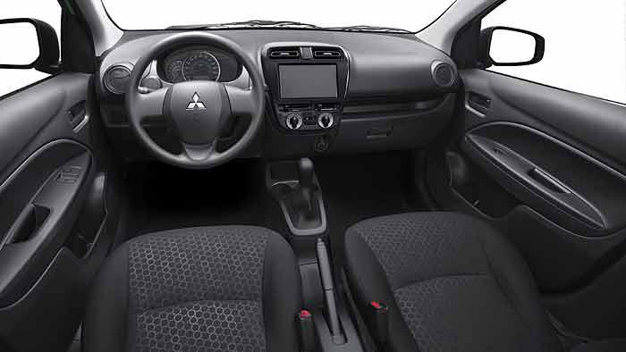 Die Preise für den Mitsubishi Space Star beginnen bei 9700 Euro.