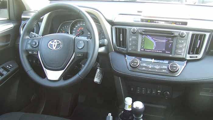 Die vierte Generation des Toyota RAV4 startet am 13. April.