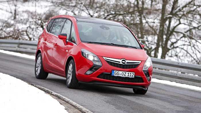 Opel Zafira Tourer 2.0 BiTurbo.