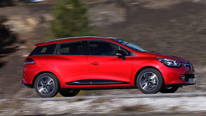 Die Preise für den Renault Clio Grandtour beginnen bei 13.800 Euro.