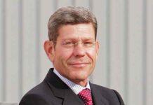 VDS-Präsident Bernhard Mattes