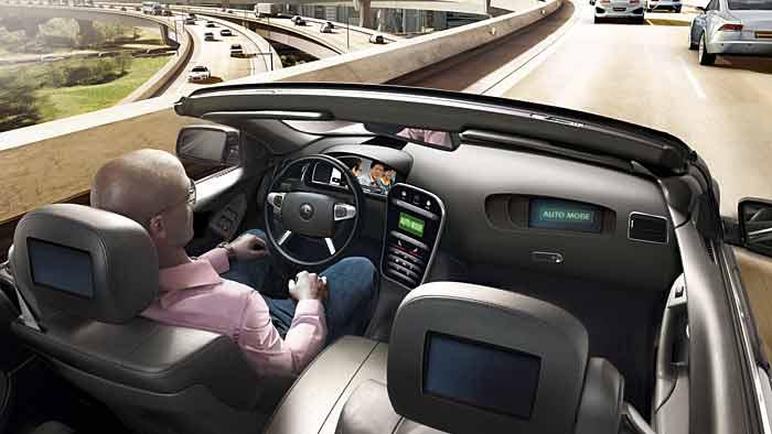 Autonomes Fahren führt zu einem neuen Denken.