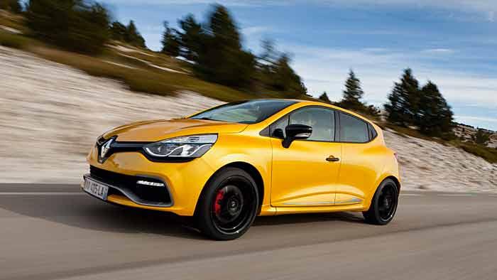 Renault Clio R.S.: Schnuppern an der Formel 1