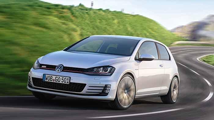 Der VW Golf GTI kann ab dem 5. März bestellt werden.