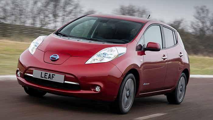 Nissan hat den Leaf für europäische Ansprüche präpariert.