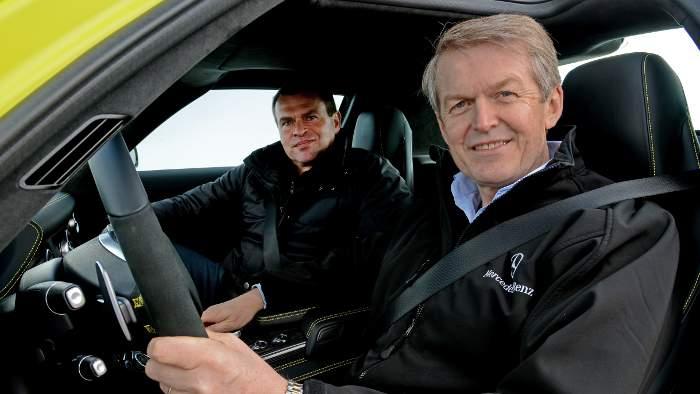 Daimler-Entwicklungsvorstand Thomas Weber.