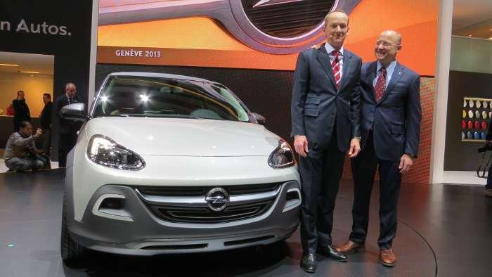 Opel-Chef Neumann: Opel ist zurück