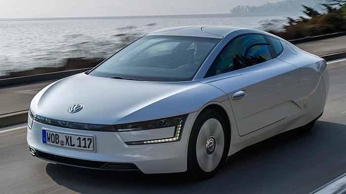 Der VW XL1 soll noch in diesem Jahr als Kleinserie auf den Markt kommen.