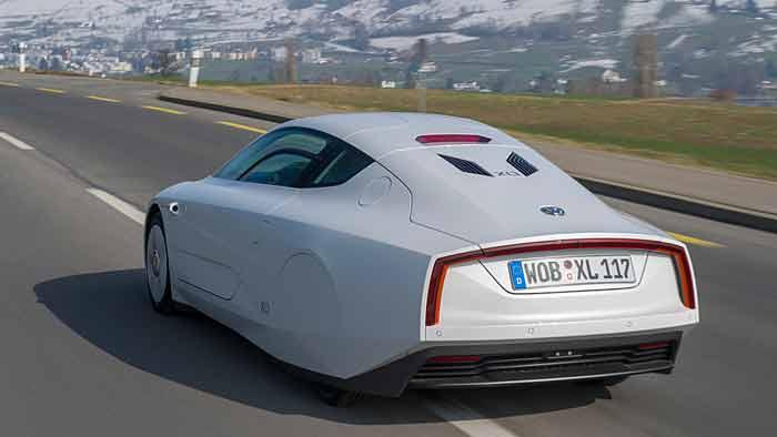 Der VW XL1 soll noch 2013 als Kleinserie auf den Markt kommen.