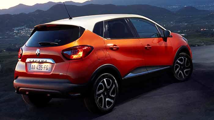 Der Renault sieht schick aus, ist aber nicht einfach zu nehmen.