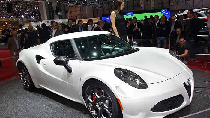 Alfa Romeo 4C: Rückkehr in die Sportwagenliga