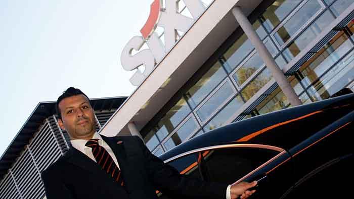 Die Sixt-Tochter myDriver geht in Konkurrenz zum etablierten Taxigeschäft.