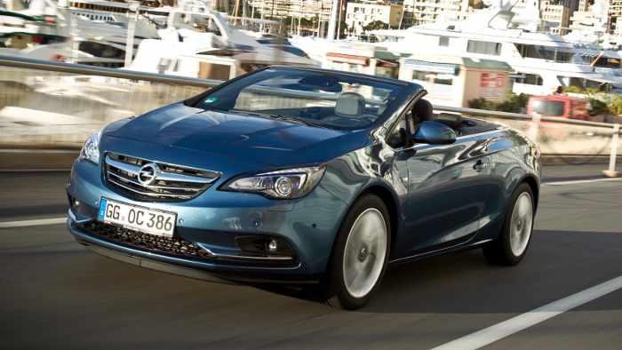 Der Opel Cascada schnitt beim Test mit guten Ergebnissen ab.