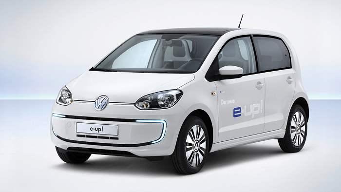 Der VW e-Up