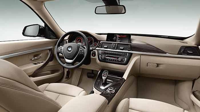 Der GT ist die Krönung der BMW 3er-Baureihe.