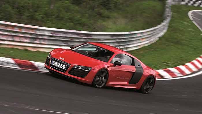Der Audi R8 e-Tron