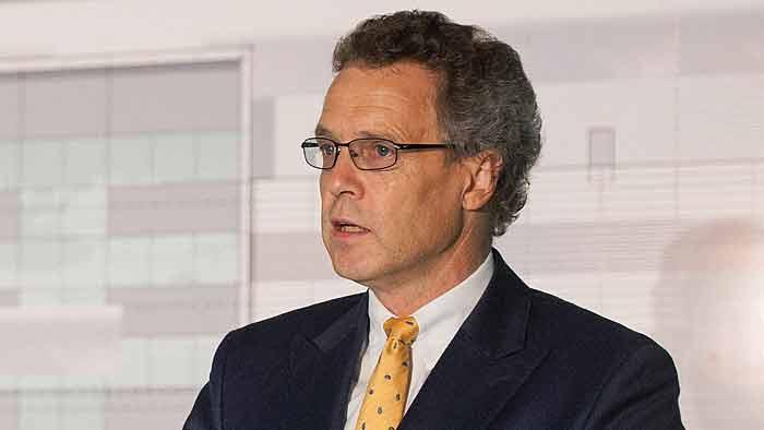 Audi-Entwicklungsvorstand Wolfgang Dürheimer