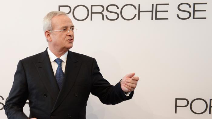 Martin Winterkorn verliert weiteres Amt