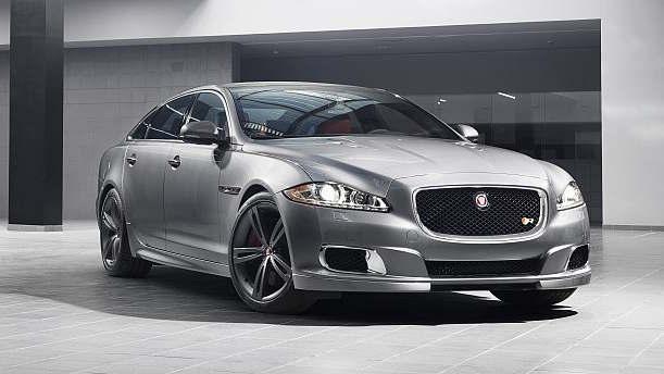Der neue Jaguar XJR