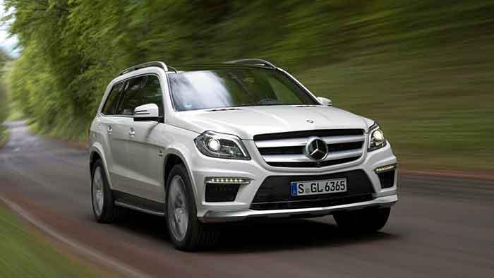 Die Preise für den Mercedes GL 63 AMG beginnen bei 130.305 Euro.
