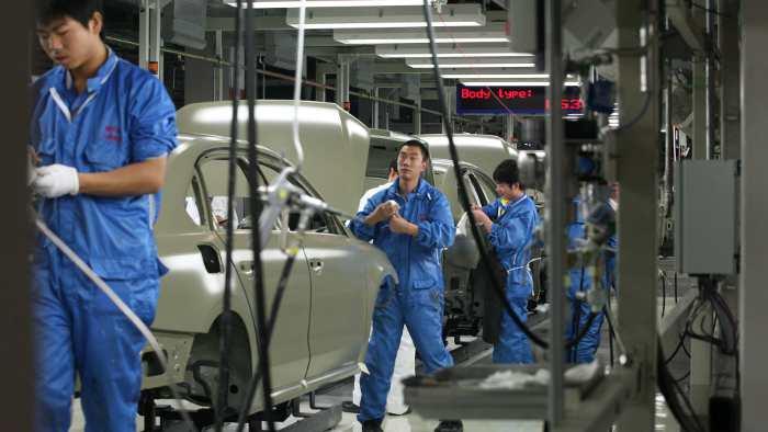 In China musste die Volkswagen-Kernmarke ein starkes Minus hinnehmen