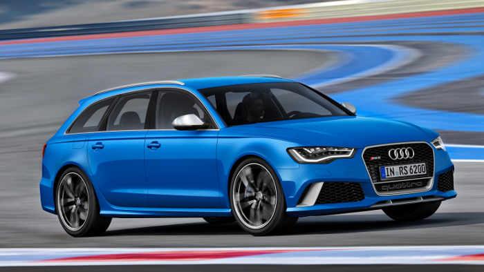 Der neue Audi RS6 Avant