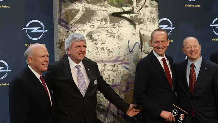 GM investiert Milliarden in Opel