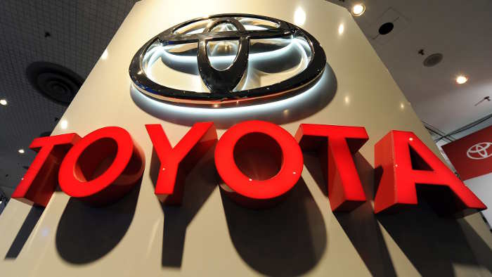 Toyota bleibt an der Spitze