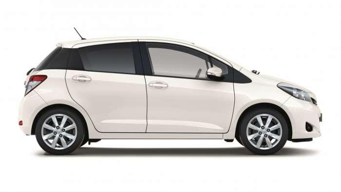 Toyota bringt ein Sondermodell vom Yaris auf den Markt.