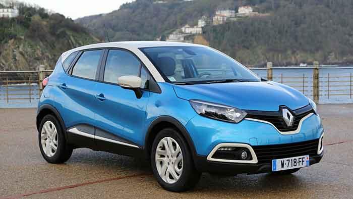 Die Preise für den Renault Captur beginnen bei 15.290 Euro.