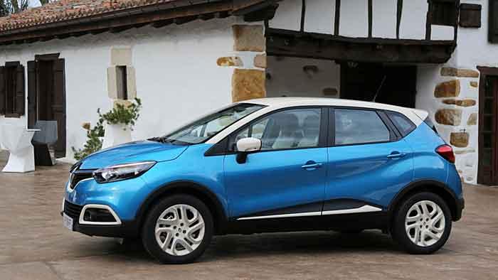 Erfolgreicher Renault Captur
