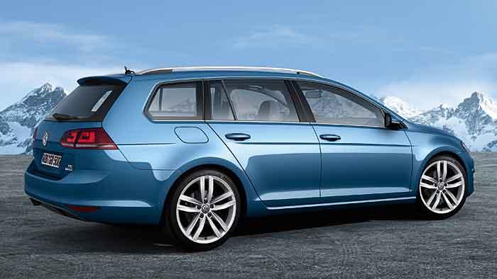 Die Preise für den VW Golf Variant beginnen bei 18.950 Euro.