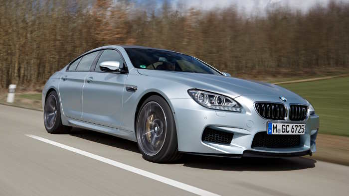 BMW M6 Gran Coupe´