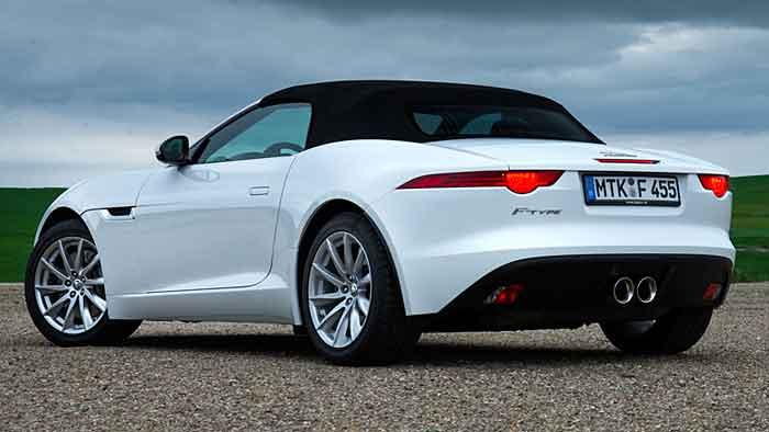 Die Preise für den Jaguar F-Type beginnen bei 73.400 Euro.
