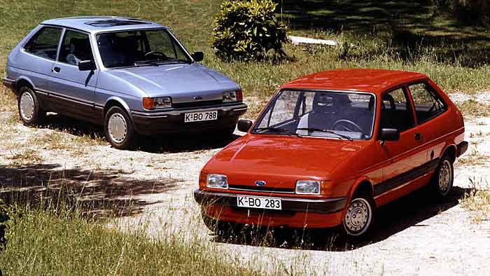 Sieben Millionen Ford Fiesta aus Köln-Niehl