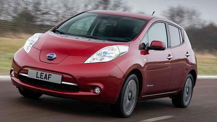 Nissan produziert den Leaf jetzt auch in Europa für Europa.