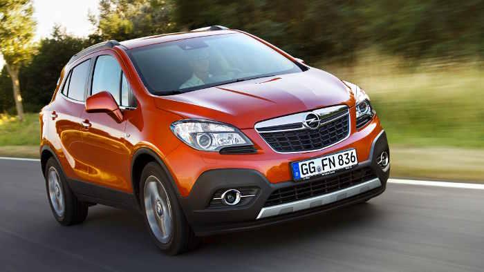 Der Opel Mokka kommt bei den Kunden an.