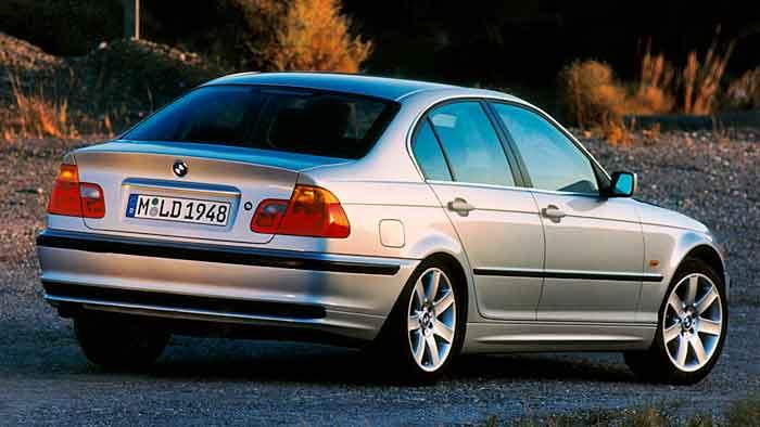 Bei BMW-Modellen der Baureihe E 46 kann es Probleme mit dem Beifahrer-Airbag geben.