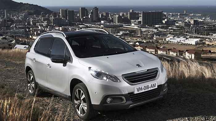 Peugeot stößt mit dem 2008 ins Mini-SUV-Segment vor.