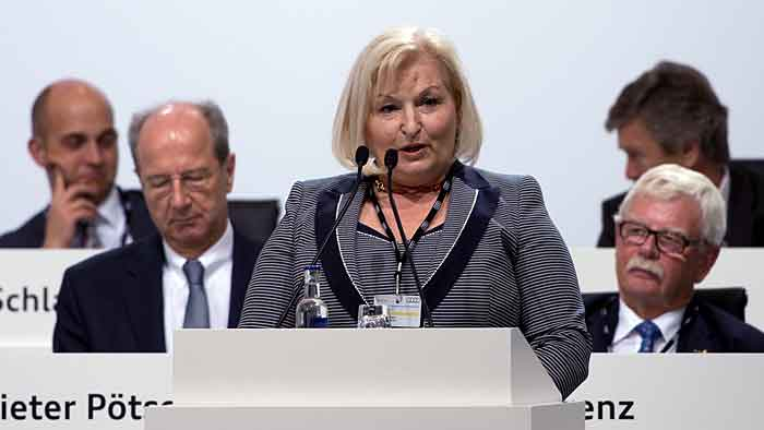 Ursula Piech wurde in den Audi-Aufsichtsrat gewählt.