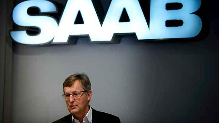 Der ehemalige Saab-Chef Jan Ake Jonsson steht unter Betrugsverdacht.