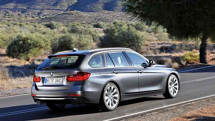 Bei dem BMW 330d Touring kann man nichts falsch machen.