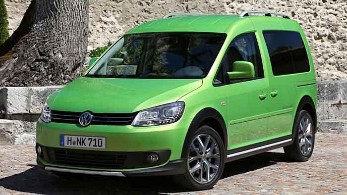 Erstmals in der VW Cross-Familie gibt es auch Allradantrieb.