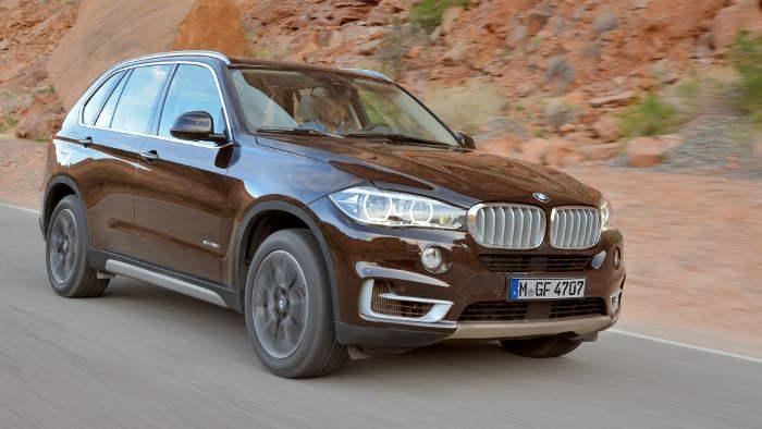 Der neue BMW X5.