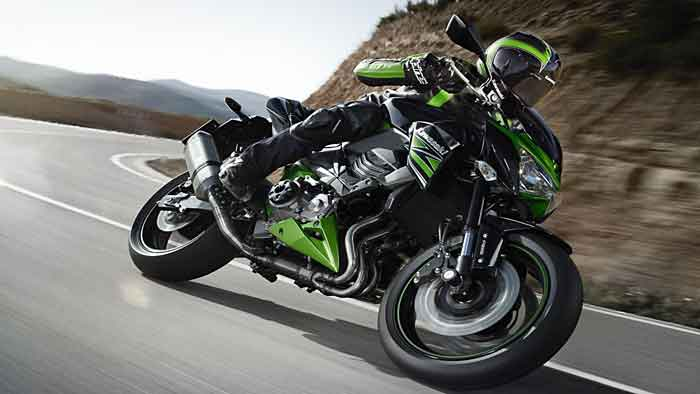Die Kawasaki Z800 kostet mindestens 9675 Euro.
